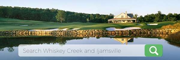 Search Whiskey Creek and Ijamsville