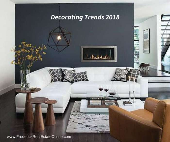 Decorating Trend Forecast for Today\'s Homeowners - Frederick Real ...
