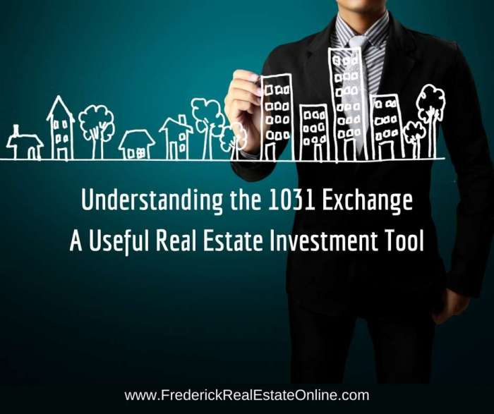 Understanding the 1031 Exchange – A Useful Real Estate Investment Tool