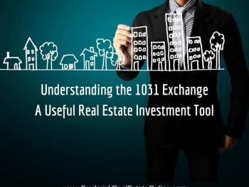 understanding 1031 exchange real estate investment tool