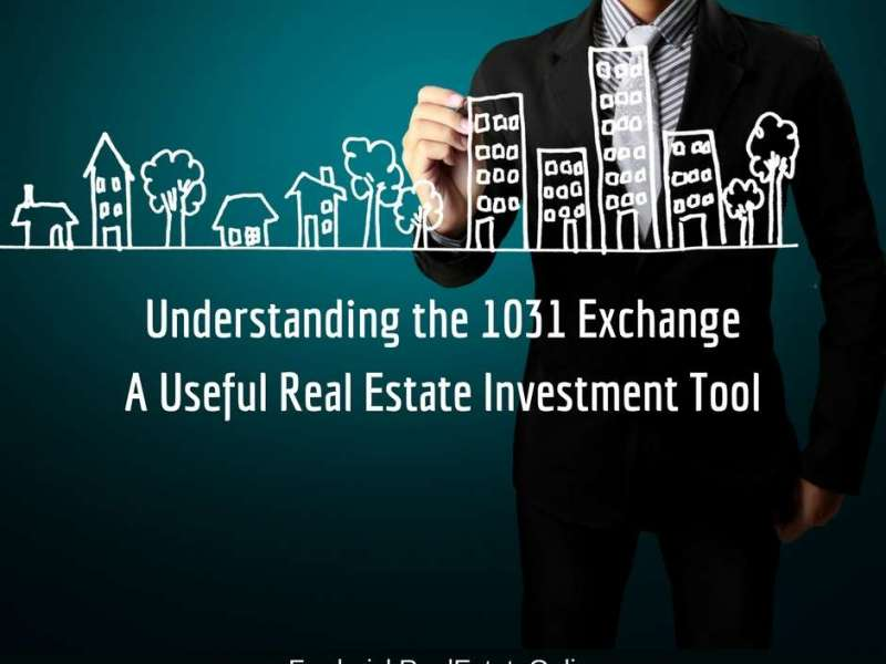 understanding 1031 exchange real estate investment tool