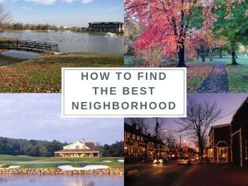 the best neighborhoods frederick county md