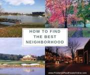 What are the Best Neighborhoods in Frederick County MD?