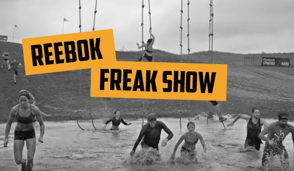 """Blog 18vs80 Reebok """"Freakshow"""""""