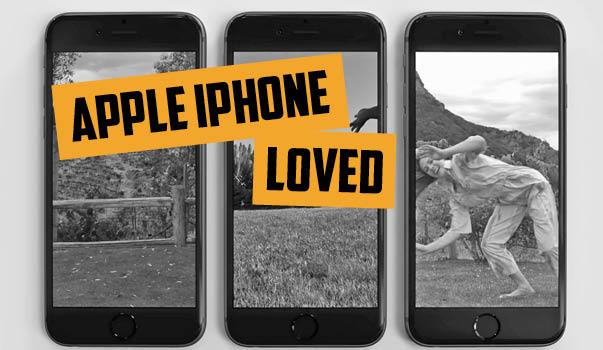 "Blog 18vs80 Apple iPhone ""Loved"""