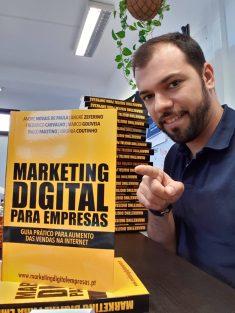 frederico carvalho - livro marketing digital empresas