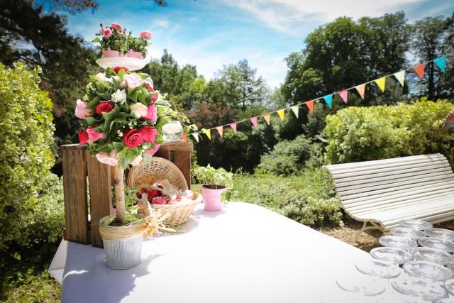 bapteme fleurs couleur beau roses ferte sous jouarre enclos montplaisir