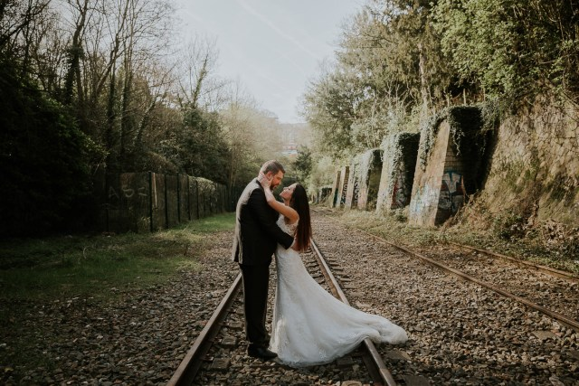 meilleur photographe couple mariage chemin de fer frederico santos