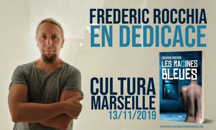Dédicace-Cultura Marseille