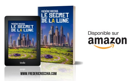 Le secret de la lune sur Amazon !