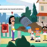 Application WIXX :  à la rescousse de Lionel