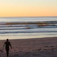 Surfing York avec les potes à l'Action de grâce 2016