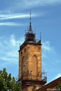 The Belfry or Clock Tower