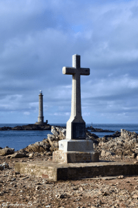 Reminder of the sailors who gave their life at sea