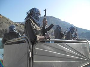Gerillalar, Qandil'de, Newroz 2014
