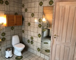 Badeværelse før modernisering