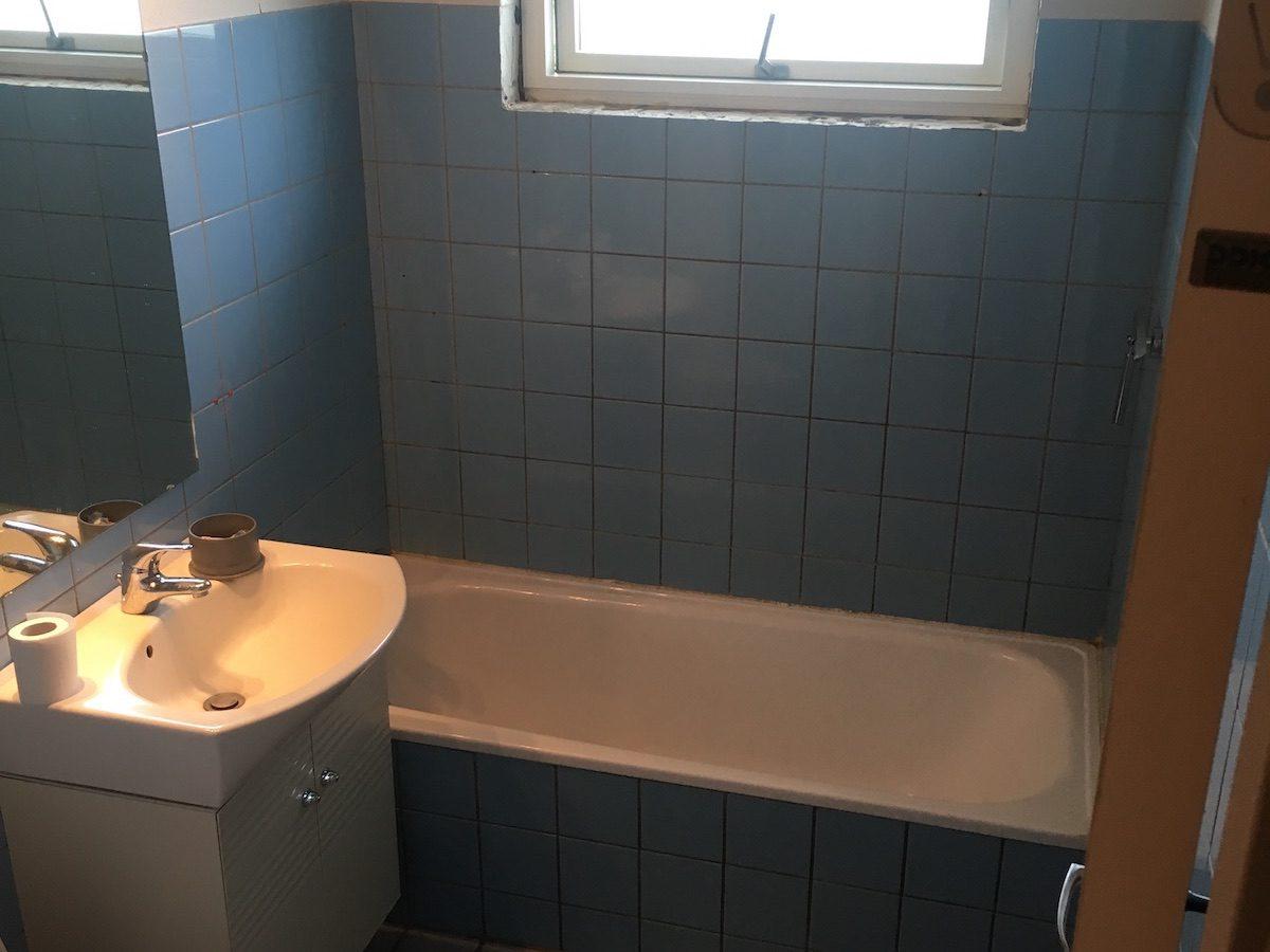 Picture of: Kundecase Totalrenovering Af Badevaerelse Frederiksen Bad