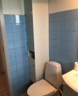 Badeværelse før renovering