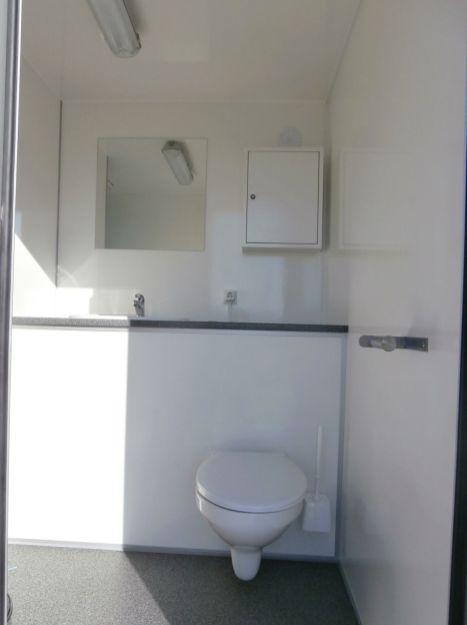Mobilt badeværelse