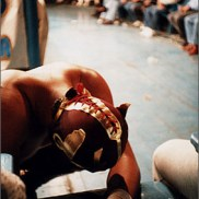 Lucha libre, photographie, Blaize