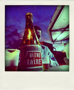 Martinique, polaroid, Blaize