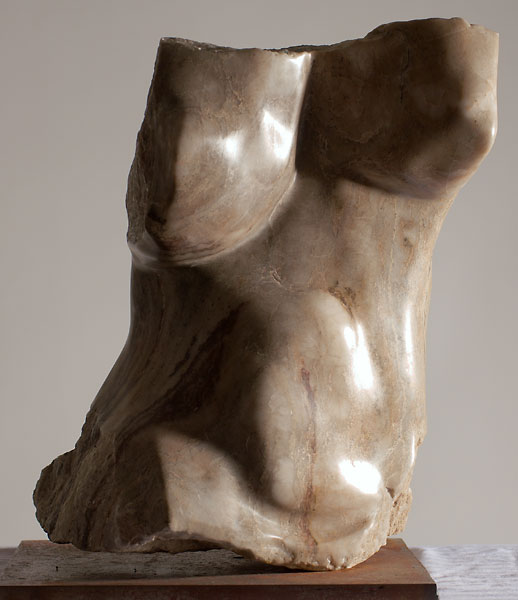 Thomas W. Brown, Alabaster, 2004, photo by Fred Hatt, 2009 #3