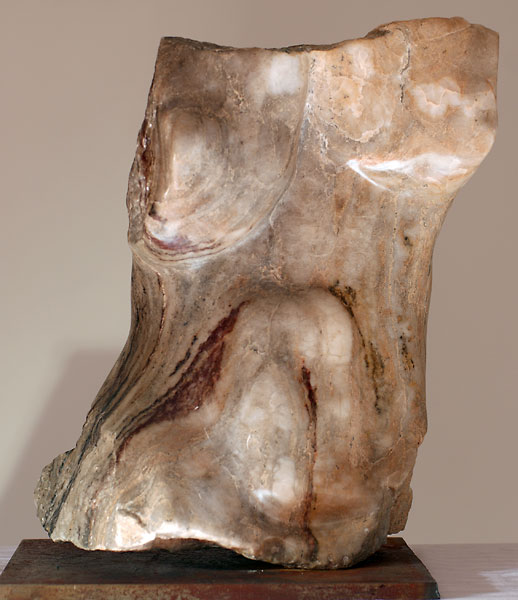 Thomas W. Brown, Alabaster, 2004, photo by Fred Hatt, 2009 #7