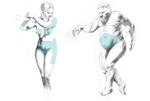 Figure Drawing: Anatomy Archives - DRAWING LIFE by fred hatt DRAWING ...