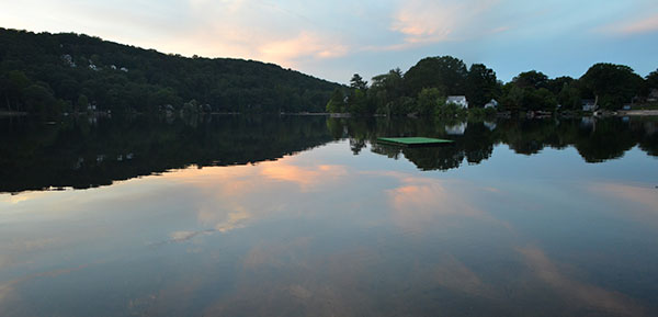 Lake Panorama, 2012, photo by Fred Hatt