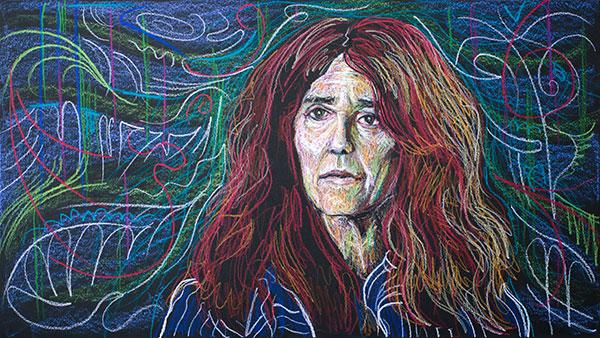 Elizabeth Swados, 2011, by Fred Hatt
