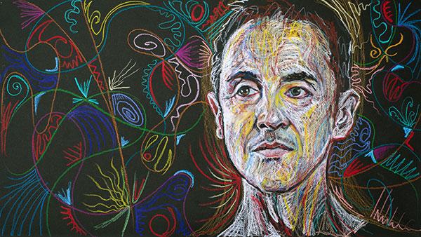 John Kelly, 2011, by Fred Hatt
