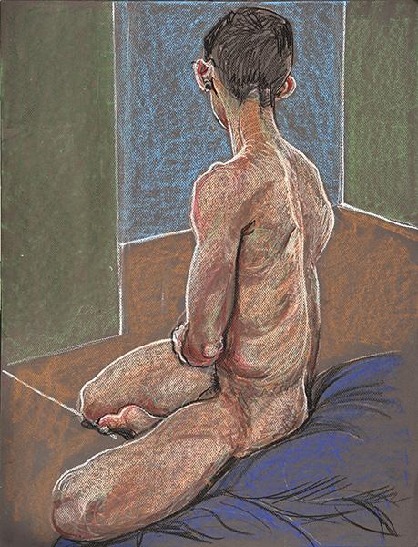 In a Room, 2013, by Fred Hatt