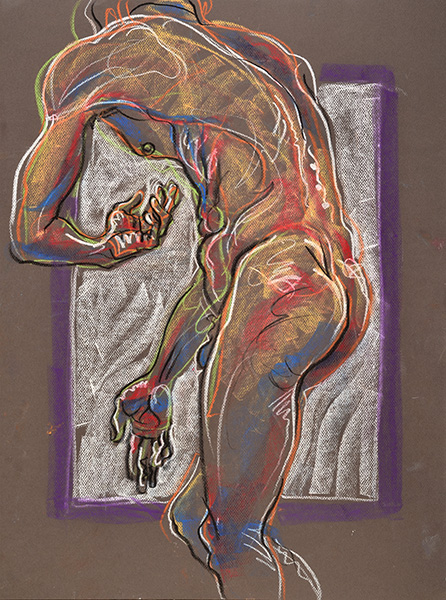 Rodinesque, 2013, by Fred Hatt