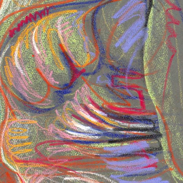 Serrate, 2008, by Fred Hatt (detail)