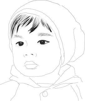 Noah - Drawing 1