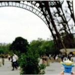 Paris: the middle part