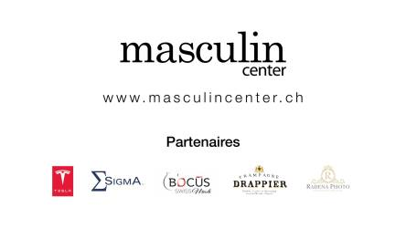 Masculin Center x Tesla Lausanne