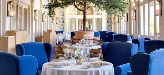 Restaurant Les Fresques Hôtel Royal