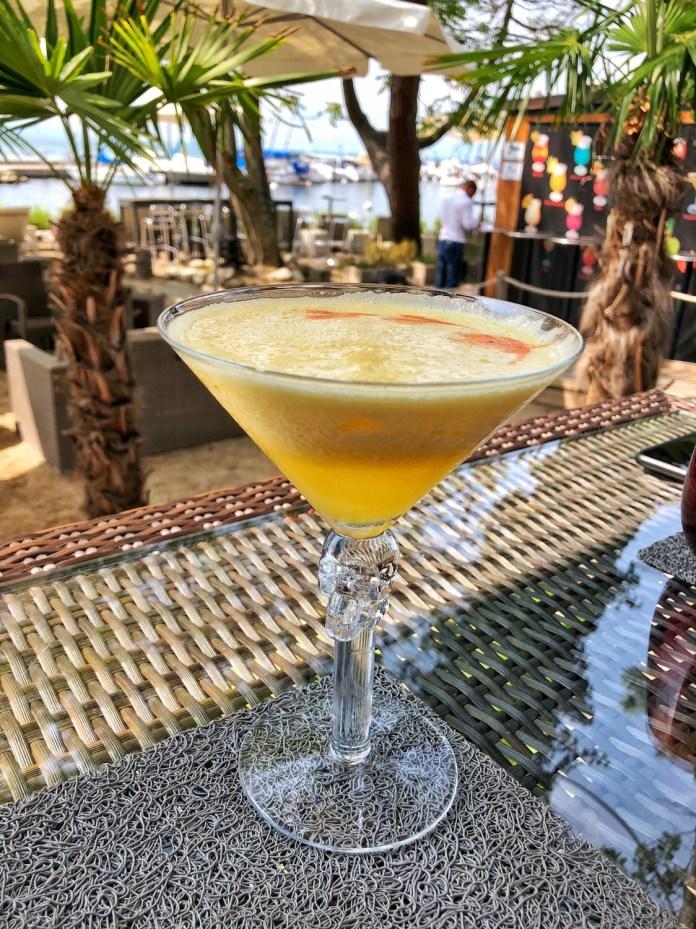 Besame Mucho - Cocktail Pisco Maracuja