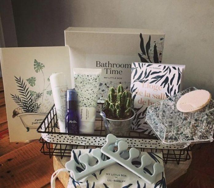 Bathroom Time Box du mois de février