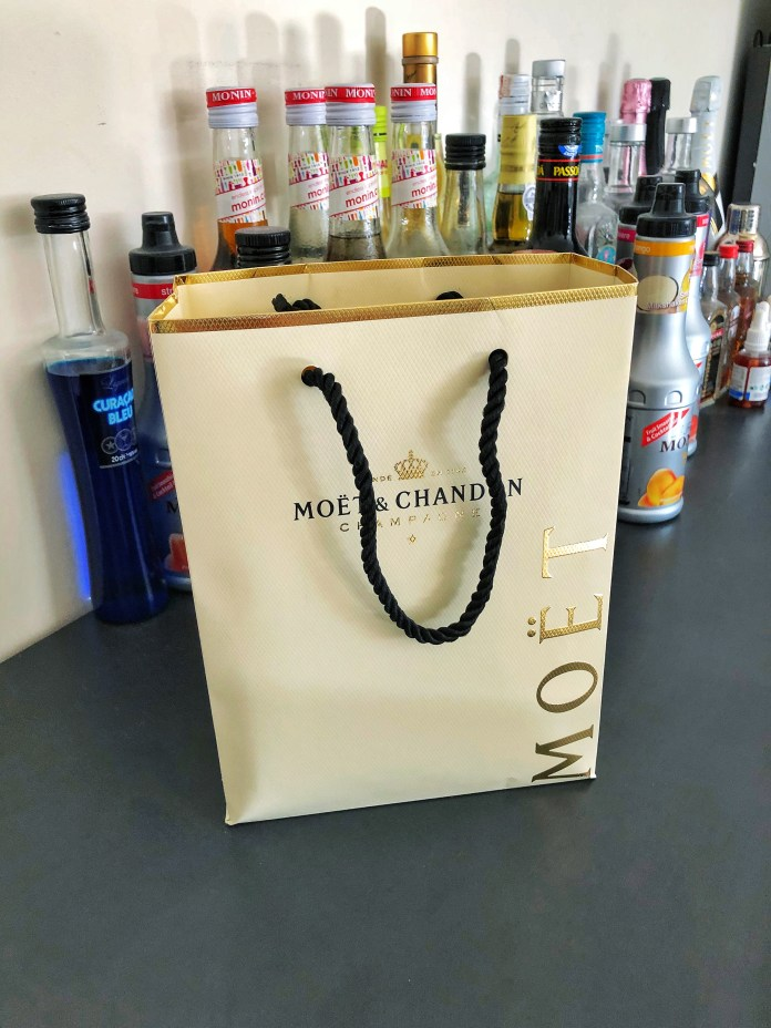 Discovery Day 2018 : Goodies Moët & Chandon