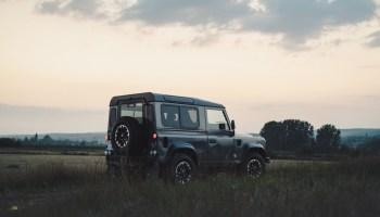 Product foto van Land Rover Defender 90