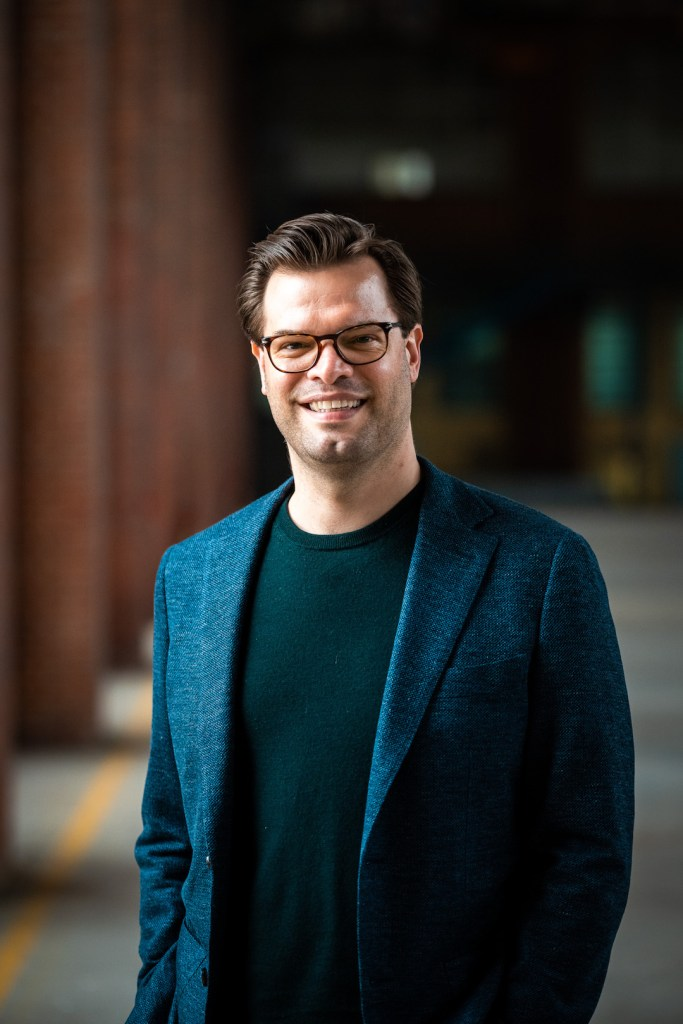 Portretfoto Joeri Van Cauteren