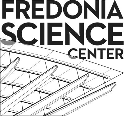 Logo for the Fredonia Science Center.