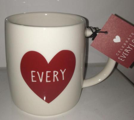 Starbucks City Mug Valentines Every Mug 12 Fl Oz From Various Malaysia FredOrange