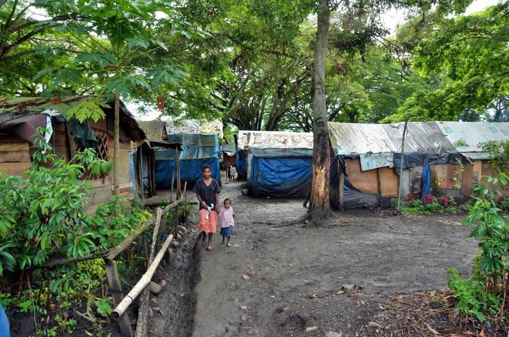 Bulolo camp