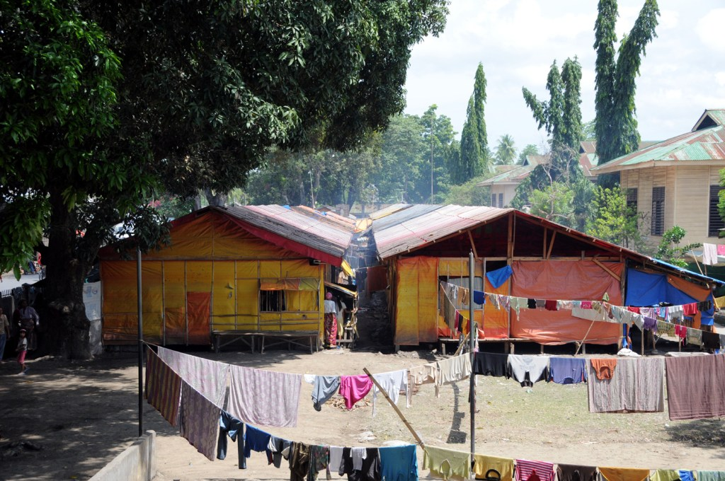 Datu Piang camp