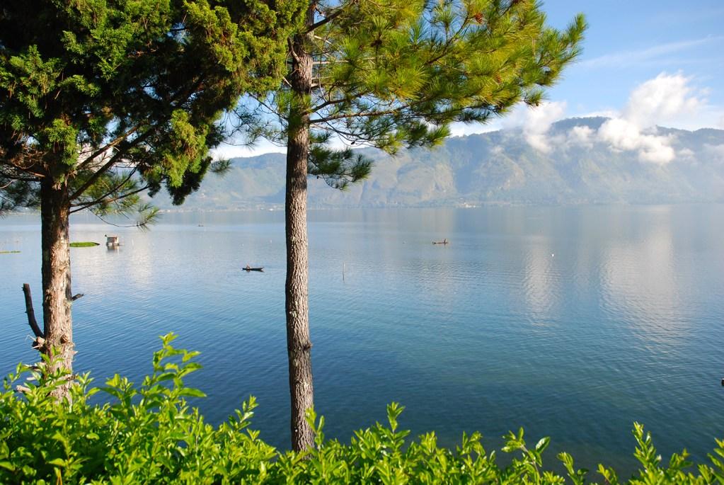 Aceh lake