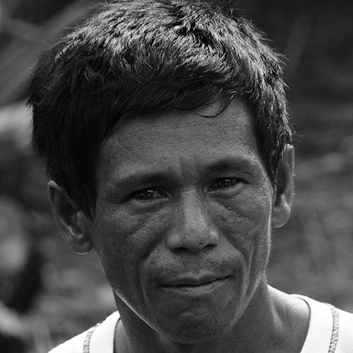 Man in Cotabato City