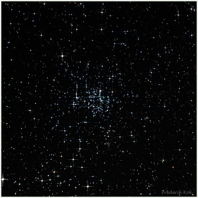 M35 open star cluster